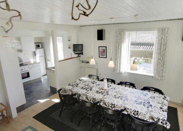 Spitze Haus am Kegnæs Strand - auch Angler