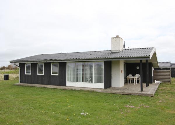 Ferienhaus-Moderne-Traumstrand