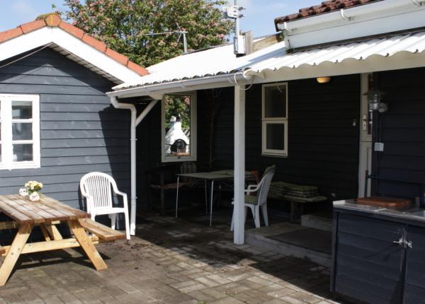 Strandferienhaus Süddänemark Diernæs Strandby