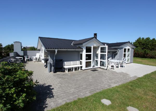 Luxus Ferienhaus im Agger
