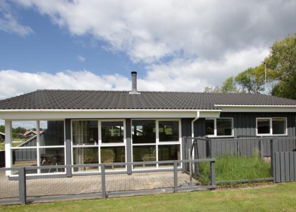 Spitze Traumferienhaus am Fjellerup Strand