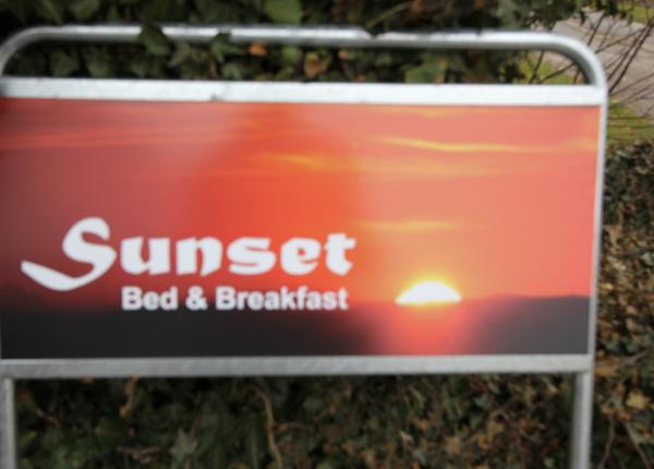 Spitze-Sunset Ferienwohnung-B&B-Skelby-Falster
