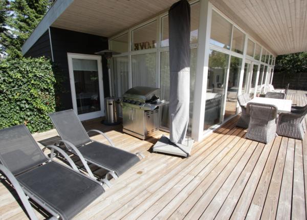 Spitze Traum-Luxus-Ferienhaus-Strand-250m