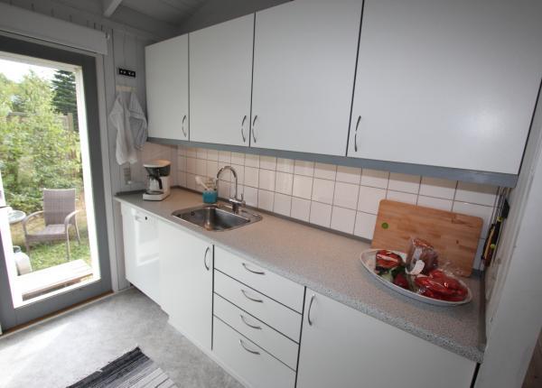 Spitze Holz-Ferienhaus-Marielyst-Falster