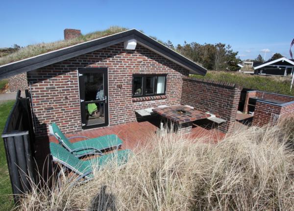 Natur Ferienhaus am der Westküst